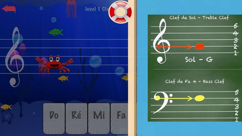 initiation musicale pour enfants