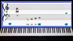 Cours de piano Enfants en ligne